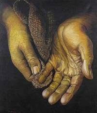 historis tangan emas by dede ginanjar