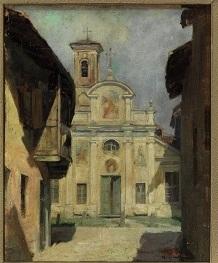 Chiesa a Rivarolo Canavese by Nicola Arduino on artnet