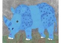 rhinoceros by junji kawashima