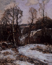 spring thaw by william edwin atkinson
