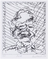 david by frank auerbach