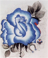 rose of mystery by alice asmar