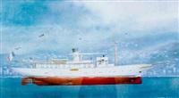 le yacht à moteur scorpio by philippe conrad