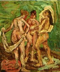 les trois grâces by gilbert corsia