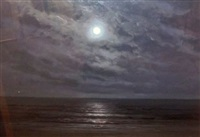 moonlight little hampton by john foulger