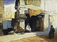 moroccan quarter by gerard adolfs