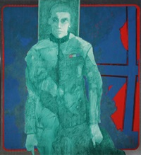 soldier by byron leslie burford