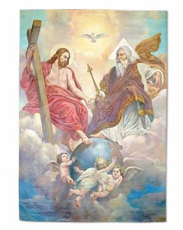 The Holy Trinity by Marion Michael Rzeznik on artnet
