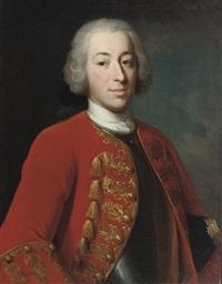 portrait of johannes berseth by johann rudolf daelliker