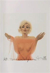 marilyn monroe, what's it all about ? by bert stern