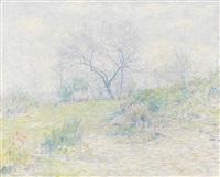 bäume im frühling by paul baum