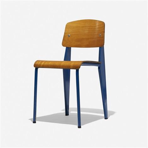 Standard Chair, No. 305 By Jean Prouvé