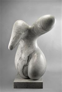 nudo femminile by alberto viani
