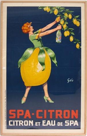 spa citron by henry jules jean geoffroy