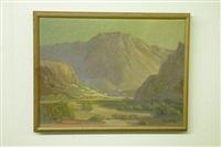 western landscape by roy m. ropp