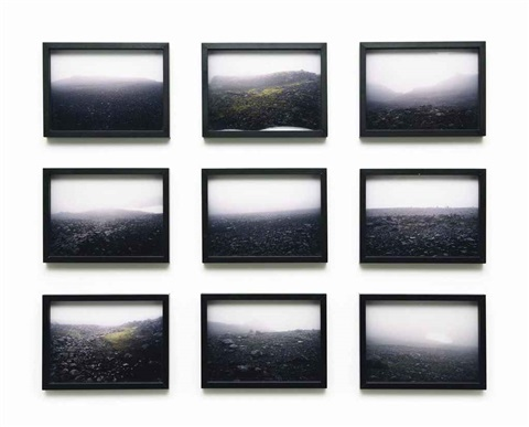 landscapes in 9 parts by olafur eliasson