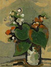 vase de fleurs by andré minaux