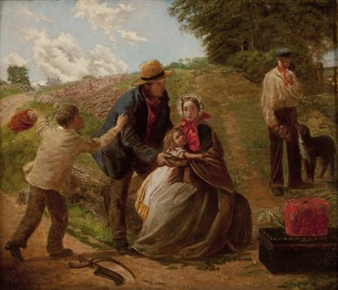 leaving home by henry charles bryant