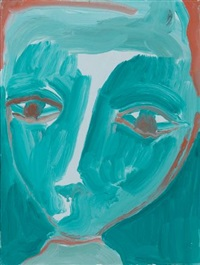 la testa verde by virgilio guidi