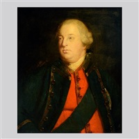 h.r.h. william augustus, duke of camberland k.c. by joshua reynolds