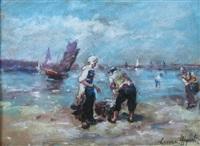 les pêcheurs by leonce appert