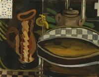 la toilette dans la cuisine by georges braque