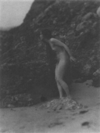 female nude studies by edwin bower hesser
