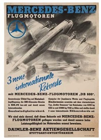 mercedes-benz by walter gotschke