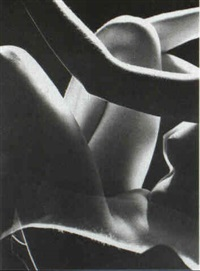 nude (multiple exposure) by grancel fitz