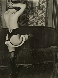 lingerie for the diana slip company by brassaï