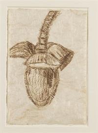 bananenblüte by christian rohlfs