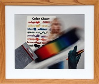 color chart by anne (ph) turyn