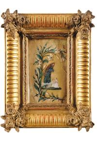 les enfants de madame de saint preuve, dame d'honneur de la duchesse d'angoulême, offerts à la protection de la sainte vierge by louise d' artois