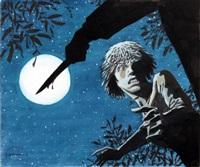 une nuit de pleine lune by hermann
