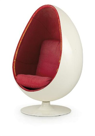 Poltrona Egg Jacobsen.Poltrona Egg Chair By Arne Jacobsen On Artnet