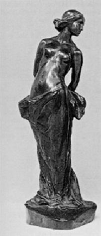 figura di donna by ezio ceccarelli