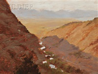 emigration canyon & salt lake by arthur r. hurtt