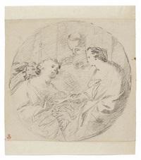 matrimonio mistico di santa caterina by corrado giaquinto