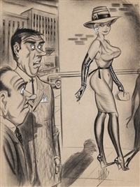 gawkers by bill ward