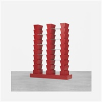 adesso pero bookcase from the ruins series by ettore sottsass