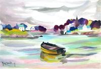 baie de kersaint by yves mériel-bussy