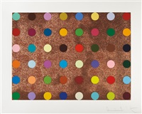 proctolin by damien hirst
