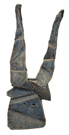untitled sculpture by peter voulkos