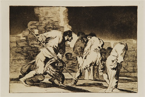 los proverbios 18 works by francisco de goya