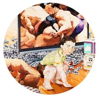 sumo by tomoko atsuchi