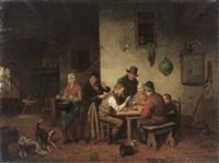 porridge eaters by jacob akkersdijk