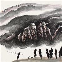 陇原暮归 by liu shumin