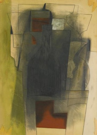 oct 55 by ben nicholson