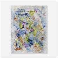 untitled (flowers) by dan colen