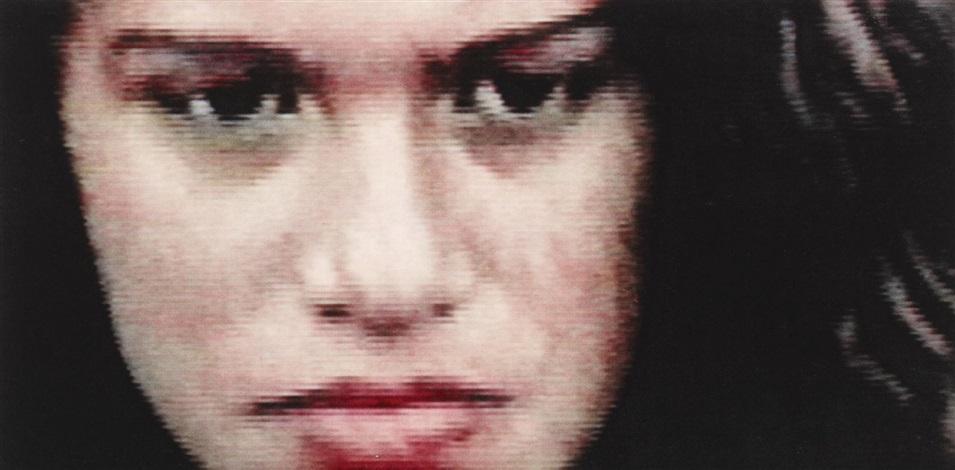 face aus der serie amazonas by lewis baltz